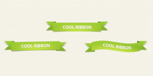 Greene Pack Ribbons
