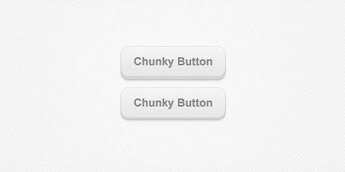 Chunky 3D Web Buttons
