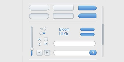 Bloom UI Kit by Pranav