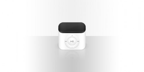 Apple Classic Remote iOS Icon