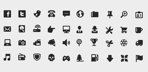 WPZOOM Developer Icon Set (154 free icons)