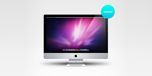 iMac by ~Bobbyperux