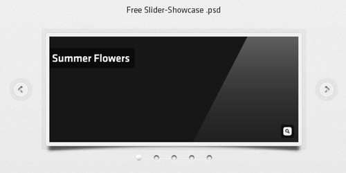 Free Slider-Showcase PSD by ~WillyEpp