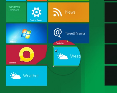 Full Windows 8 GUI Theme Set
