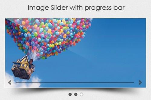 Slick Image Slider PSD