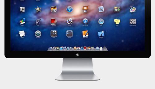Apple 27in LED Cinema Display