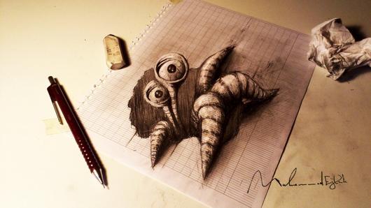 Ilustraciones 3d