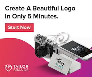 Create a Logo with Tailor Brands