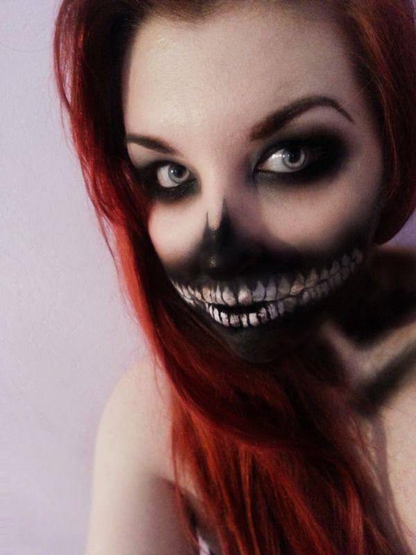 Creative Halloween Makeup Ideas favbulous - Crazy Halloween Makeup