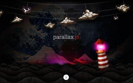 parallax-js-site