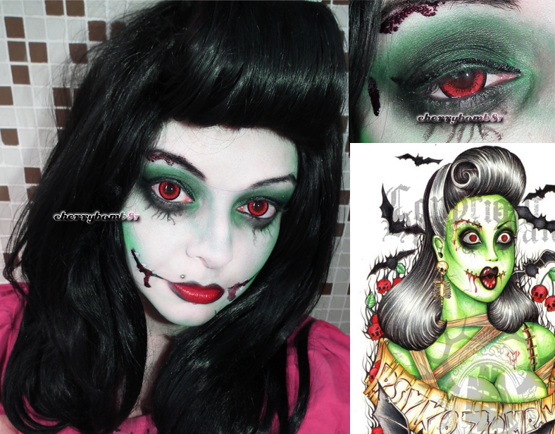 Creative Halloween Makeup Ideas | favbulous
