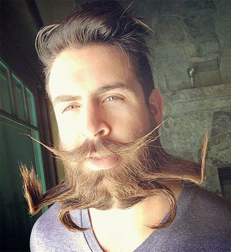 Unique Beard Designs Unique Beard Styles
