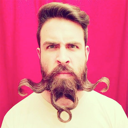 Enjoyable Unique Beard Styles Favbulous Short Hairstyles For Black Women Fulllsitofus
