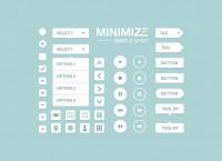 minimize-ui-kit-preview