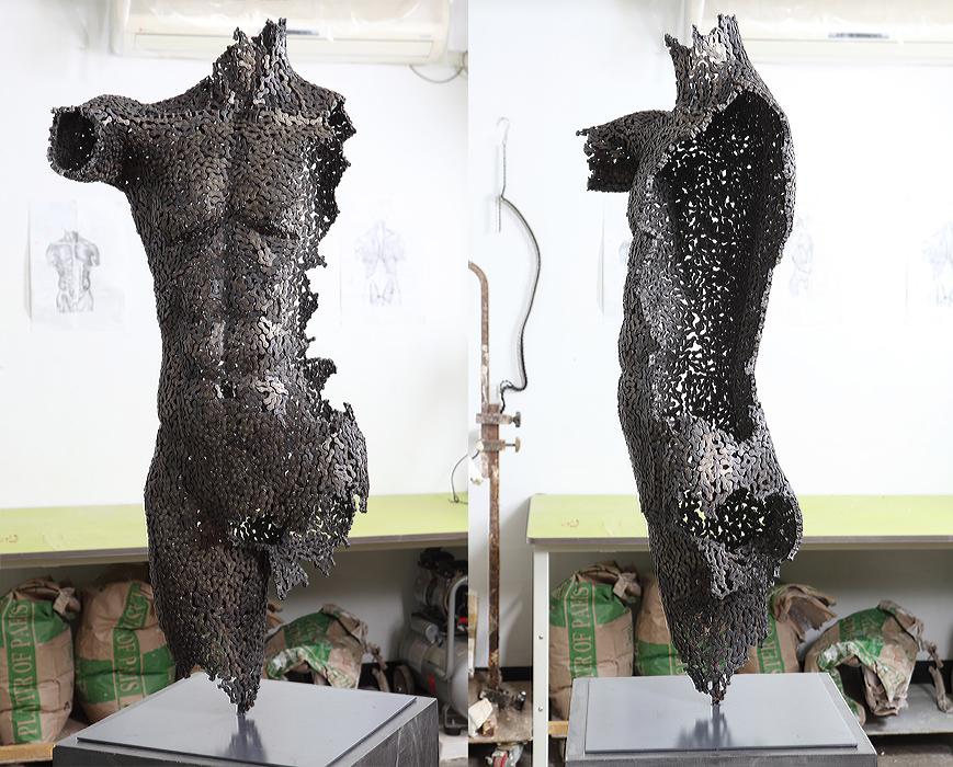 Body-Sculpture