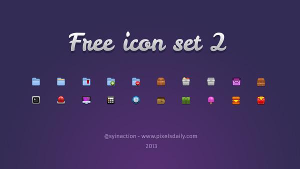 pixel-icon-set