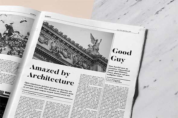 How To Quickly Create Your Own Newspaper 5 Best Newspaper Layouts