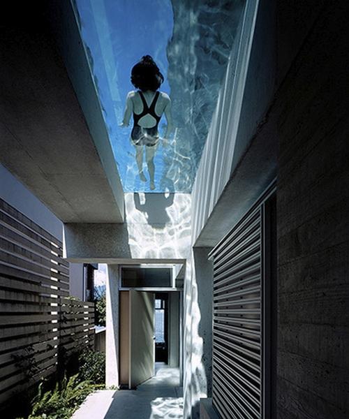 Tranparent Pool
