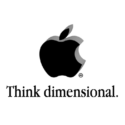 Think dimensional