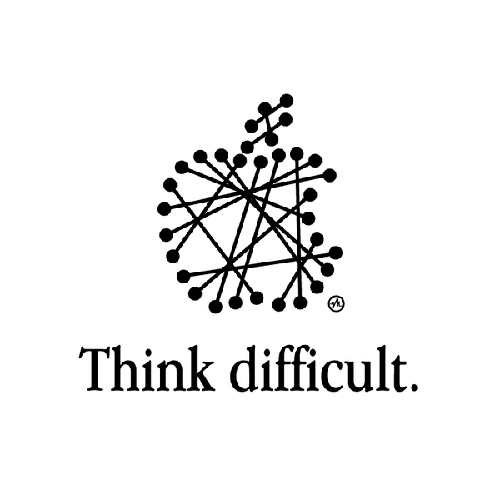 Think difficult