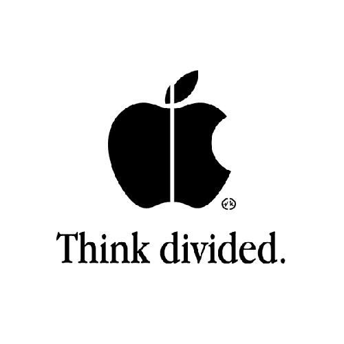 Think divided