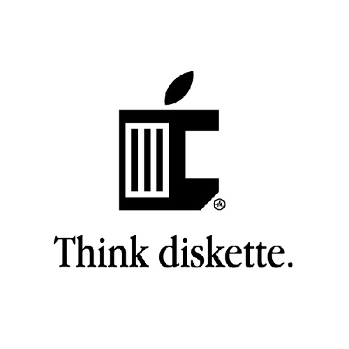 Think diskette
