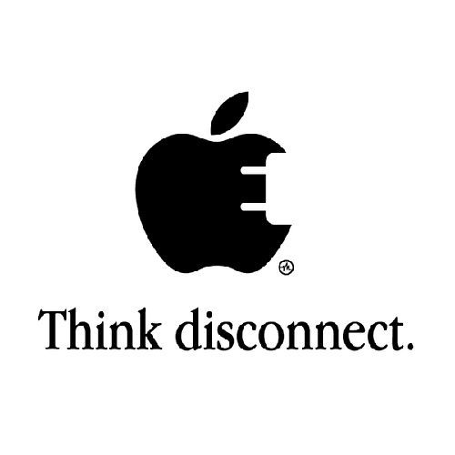 Think disconnect