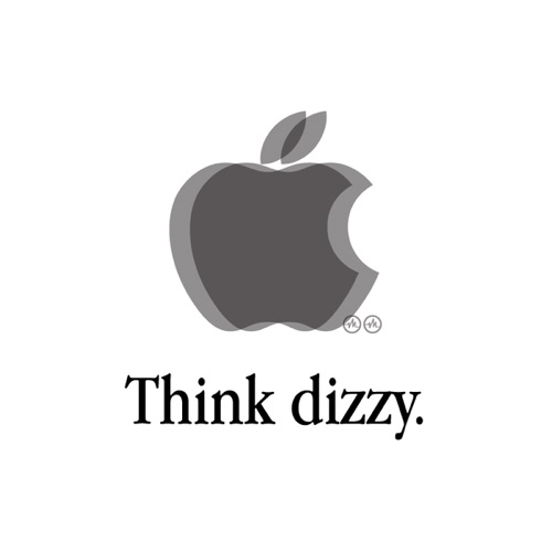 Think dizzy