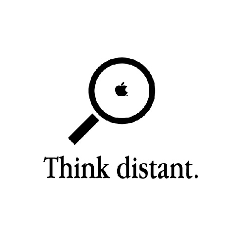 Think distant