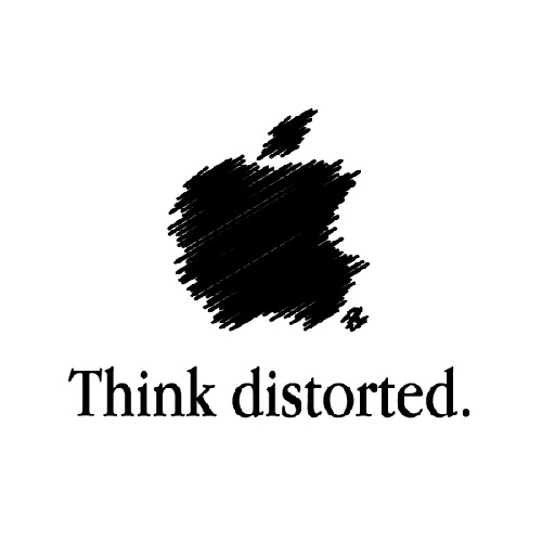 Think distorted