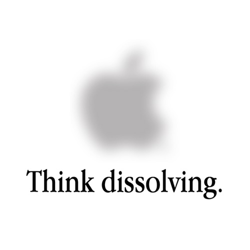 Think dissolving