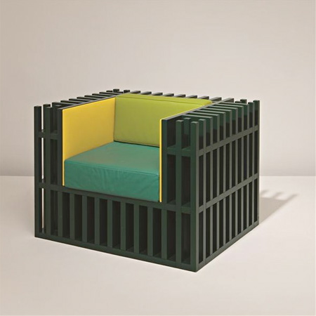 Bibliochaise - Bookshelves Chairs