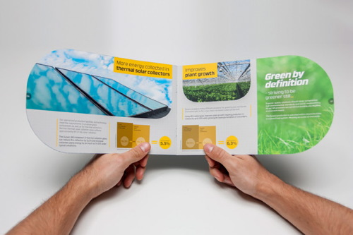 Sunarc Identity Brochure Roll Up