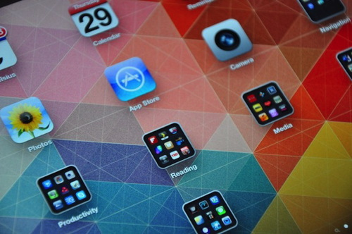 CUBEN Fibre #1 - iPad Preview