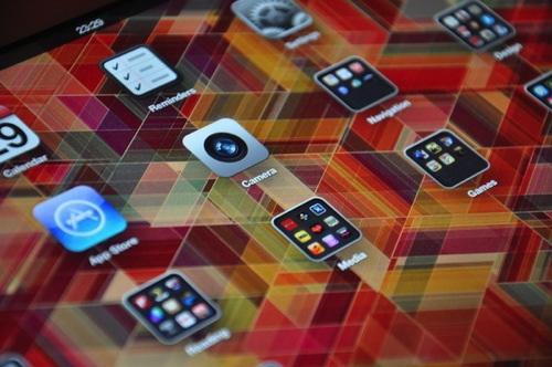 CUBEN Reflect #1 - iPad Preview