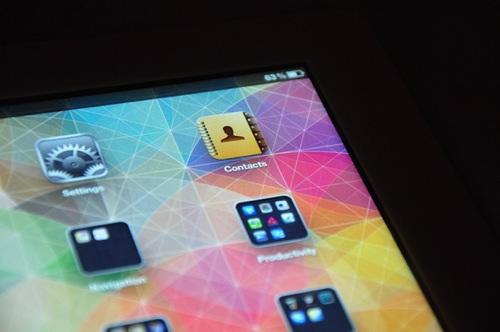 CUBEN Space - Atlas - iPad Preview