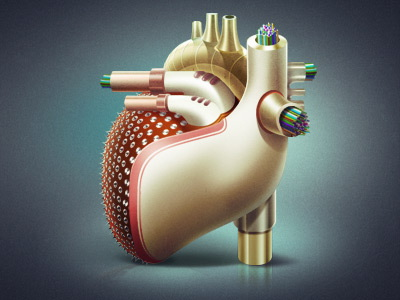 Droid Heart