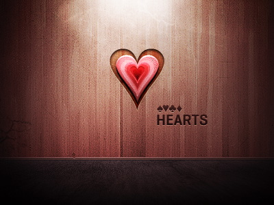 Suit: HEARTS