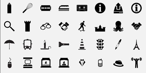 NounProject Icons