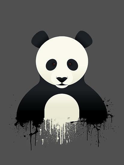 Panda Graffiti