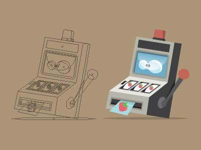 The Print slot machine