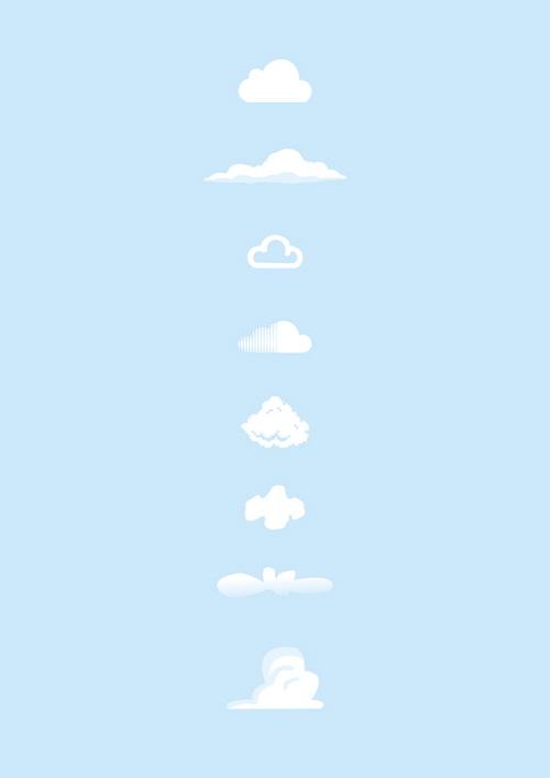 Famous Clouds