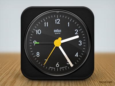 AB1 Clock
