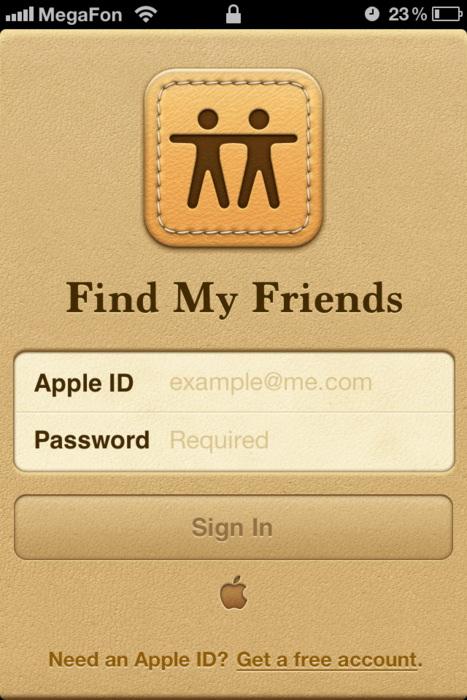 Find Mt Friends