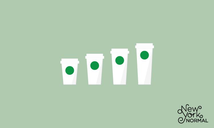 New York Normal - Starbucks