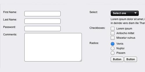 Beautiful Web Forms Beautiful Online Forms