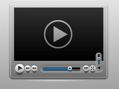Media Player UI