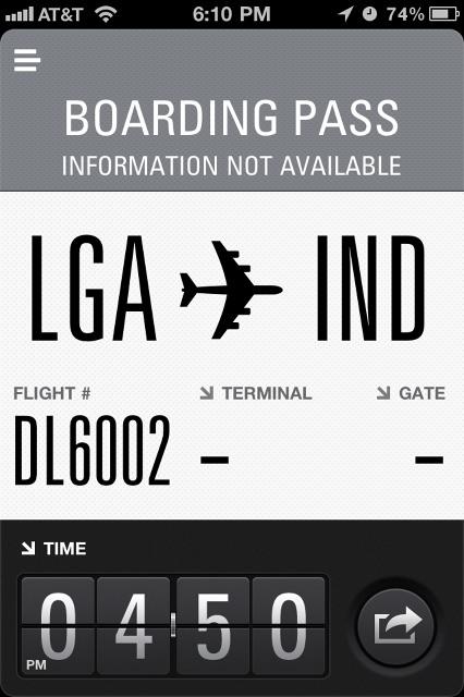 Flight Card